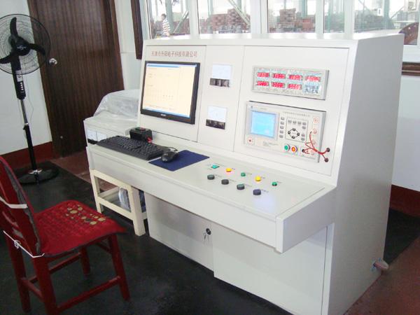 电机出厂试验测试系统